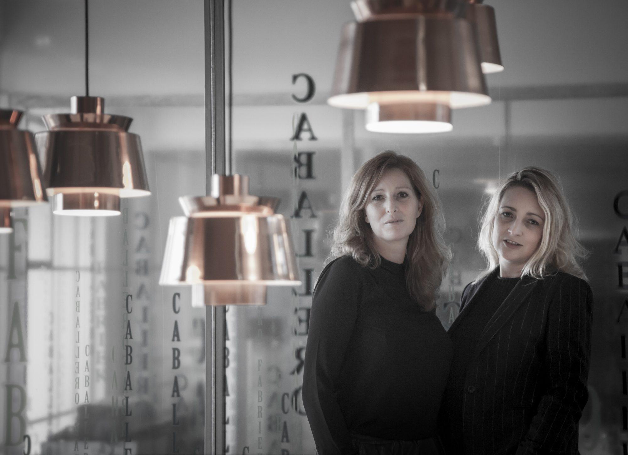 Rosan Gompers en Saskia Vrolijk // www.thecommunityoffice.com #wecreatecoworkingcommunities